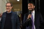 Musumeci verso la vittoria su Cancelleri Exploit del centrodestra a Messina Controtendenza a Ragusa: candidato M5s primo