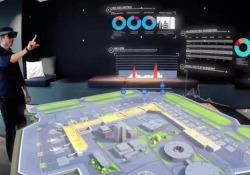 L'esperimento di Sita Lab all'aeroporto di Helsinki per gestire la logistica di uno scalo attraverso gli occhiali intelligenti di Microsoft