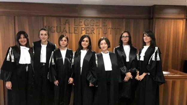 magistrati donne agrigento, Agrigento, Cronaca