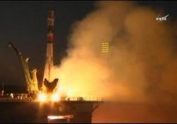 Paolo Nespoli nello spazio per la terza volta: l'astronauta italiano è entrato nella stazione spaziale