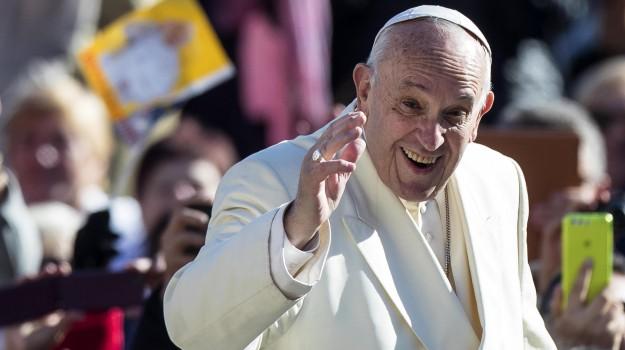 papa francesco a palermo, Palermo, Cronaca