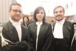 Tre giovani Pm siciliani rinforzano la Procura di Enna