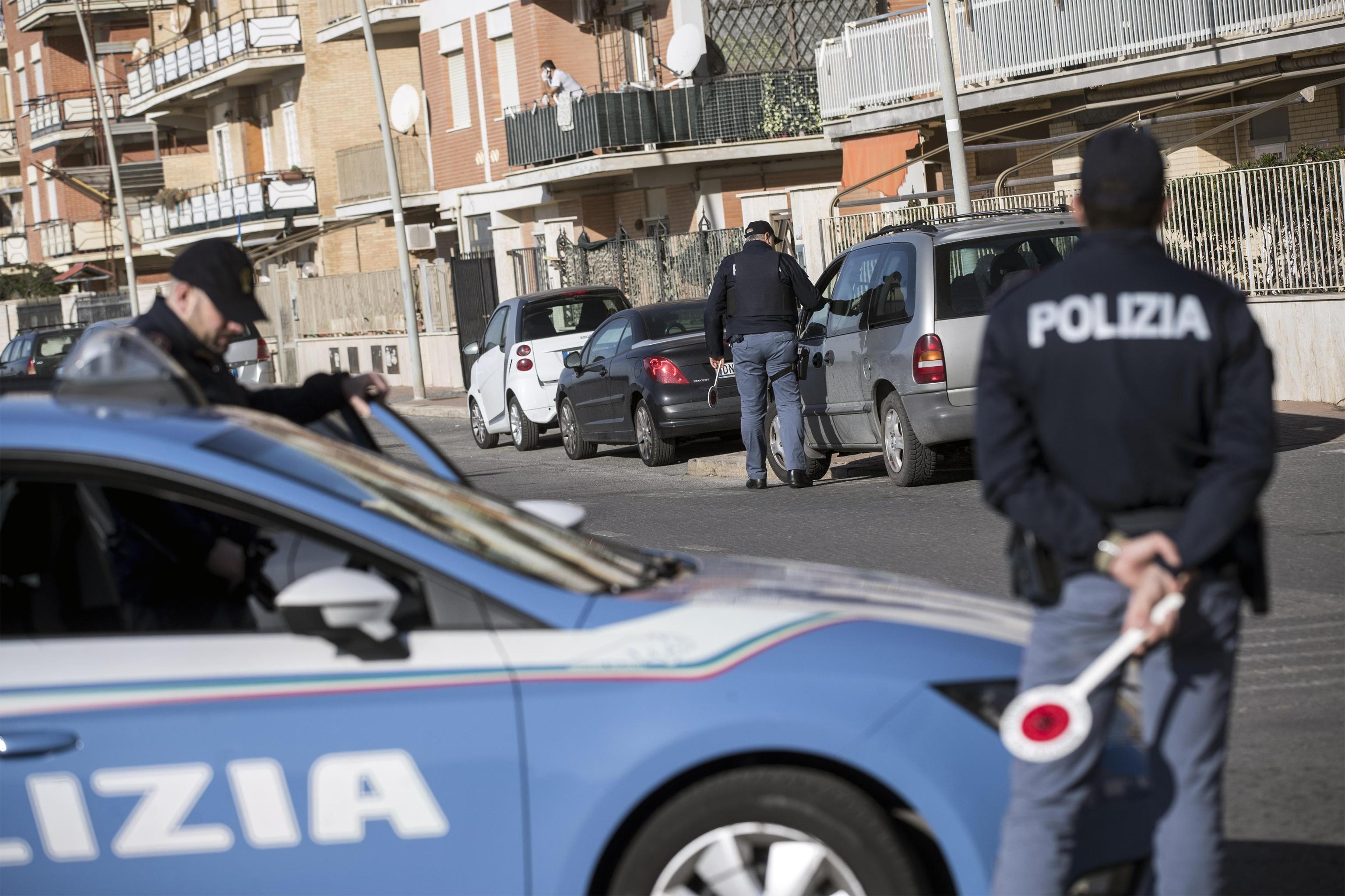 Palermo, migrante ghanese fa arrestare un ladro di moto