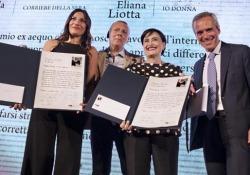 Premiolino, tra i vincitori Angela Frenda e Eliana Liotta per la diffusione della cultura alimentare