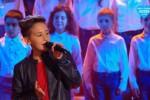 """Prodigi, il tredicenne Marco Boni canta """"Halleluja"""" e vince la seconda puntata"""