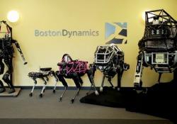 Quattro zampe (robotiche): SpotMini, il cane 2.0