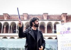«Recitare poesie per riavvicinare i giovani»Percorsi diVersi all'Università Statale di Milano