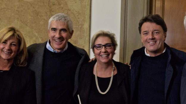 incontro pd-udc, MOVIMENTO 5 STELLE, Matteo Renzi, Pier Ferdinando Casini, Sicilia, Politica
