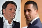 """Di Maio cancella il confronto tv con Renzi: """"Pd defunto"""". L'ex premier: """"Ha paura"""""""