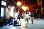 La rissa di due anni fa alla Vucciria, ecco le immagini - Video