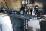Incendio in casa a Capo d'Orlando, pensionato muore per le esalazioni