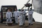 Tragico sbarco a Salerno, arriva nave con i corpi di 26 migranti morte