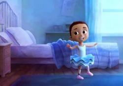 Alla piccola Scarlett Aida Rivero Osejo all'età di tre anni viene diagnosticato il Sarcoma di Ewing: ecco la sua storia