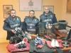 Sant'Agata, false griffe tra le bancarelle: sequestrati 1.450 pezzi alla Fiera storica