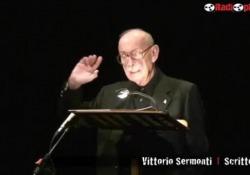 Sermonti introduce la lettura della Divina commedia e la interpreta