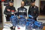 """""""Hashish e sigarette di contrabbando"""", una coppia ai domiciliari a Mazara del Vallo"""