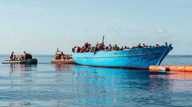 migranti, sbarco lampedusa, sbarco migranti a pozzallo, sbarco Portopalo, Sicilia, Cronaca
