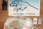 Arresto a San Giovanni Galermo: presunto spacciatore ospitava i clienti a casa