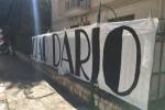 Addio Dario, a Palermo l'ultimo saluto degli ultras della Curva Nord