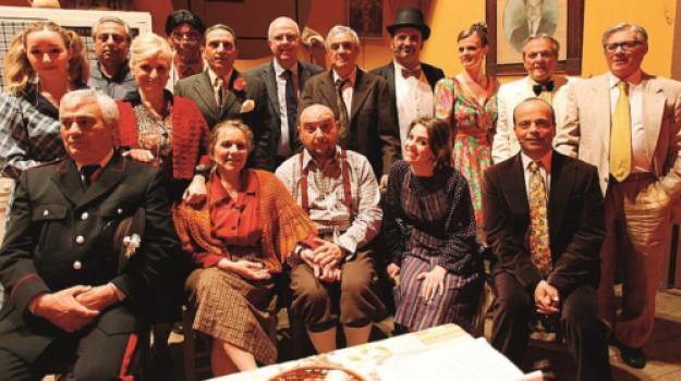 teatro alcamo, Trapani, Cultura
