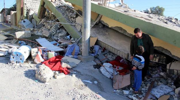 terremoto iran e iraq, Sicilia, Mondo