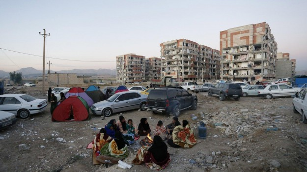 terremoto iraq iran, Sicilia, Mondo