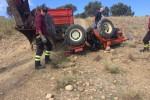 Trattore si ribalta, 62enne muore schiacciato a Castelvetrano