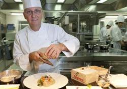 Tutti i piatti dello chef tristellato Heinz Beck per Taste of Roma