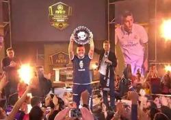 Si chiama Daniele Paolucci e ha trionfato a Madrid