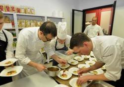 Una cena stellata in carcere, a Bollate con lo chef Antonio Guida