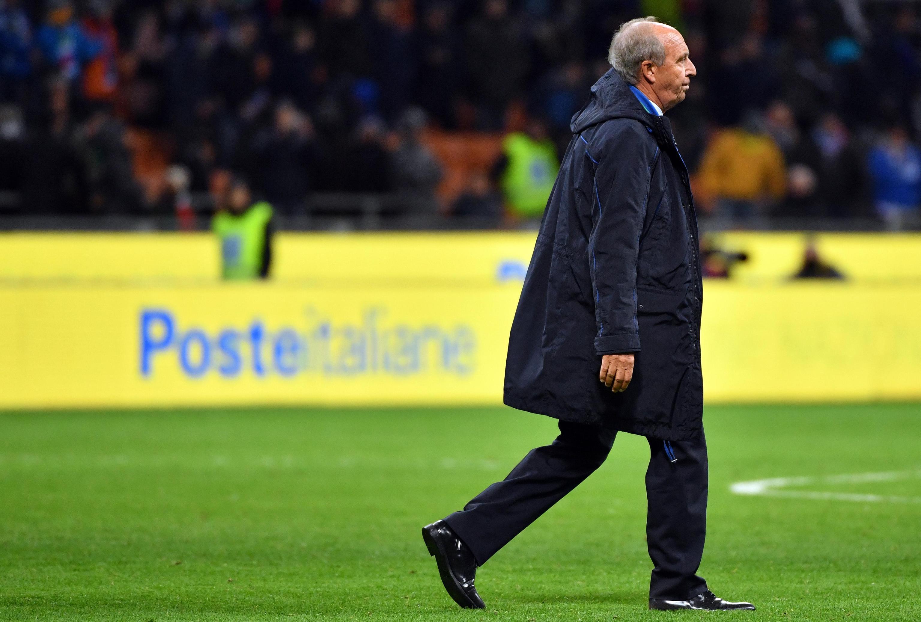 Dimissioni Gian Piero Ventura, le dichiarazioni del ct della nazionale italiana