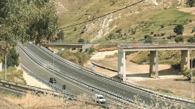 Viadotto Petrusa, Agrigento, Cronaca