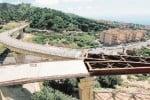 Lavori sul viadotto Ritiro a Messina, le famiglie dovranno lasciare le case