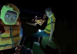 «We Wait»: sul barcone virtuale per condividere speranze e paure dei profughi Foto