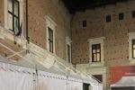Urbino 'deturpata' da stand porchetta, è polemica