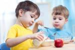 Bambini più felici se mangiano cibi sani