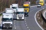 Nei 9 mesi 2017 + 3,5% traffico mezzi pesanti in autostrada