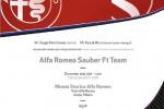 Alfa Romeo torna in F1, Marchionne 'nuovo capitolo della leggenda'