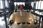 Lapo Elkann inaugura la nuova Garage Italia Customs