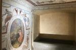 Restaurata sala sauna Cosimo I Medici