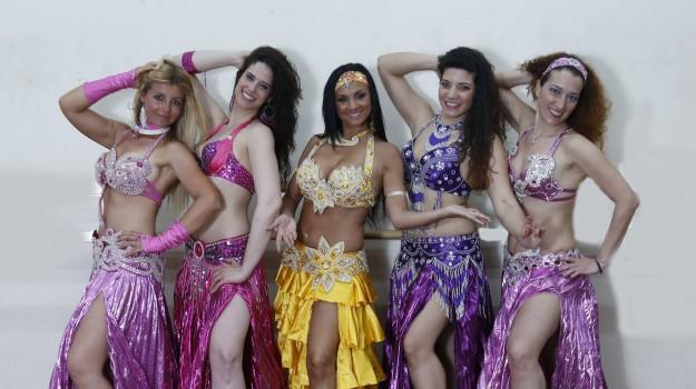 benessere, danza orientale, Deborah Serina, Palermo, Società