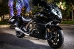 Viaggi all'americana con la moto BMW K 1600 B