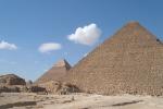 Piramide di Cheope, nella camera segreta forse il trono