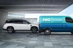 Debutta, ma solo per la Cina, il super-suv elettrico Nio ES8