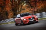 """Con 7'21""""2 giro record della Jaguar XE al Nuerburgring"""