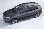 Consigli degli esperti Jeep per affrontare neve e ghiaccio
