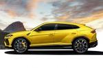 Lamborghini svela Urus il super-suv più veloce al mondo