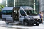 Nuovo Ducato Minibus da 14 o 17 posti, conducente compreso