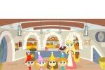 In 112 Paesi animazione 2D per bambini 'Trulli Tales'