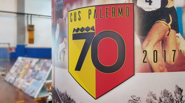 Il Cus Palermo spegne 70 candeline, premiate le icone dello sport